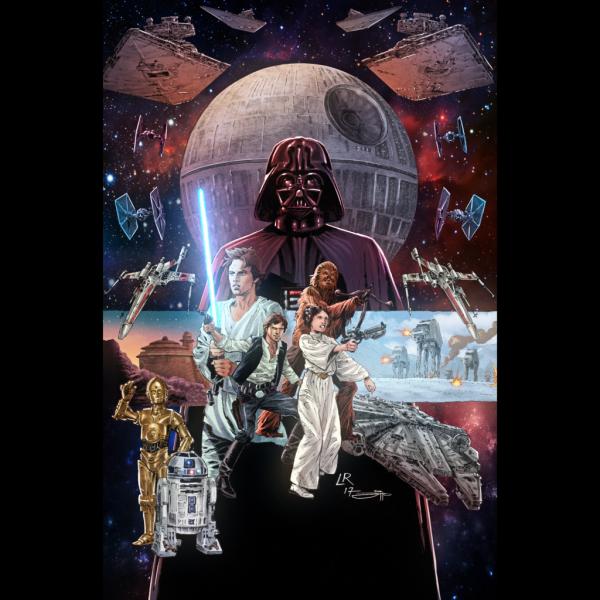 The Space Saga