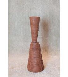 Escultura de cerâmica