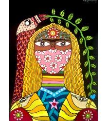 Frida Kahlo - tribo de Karén (1)