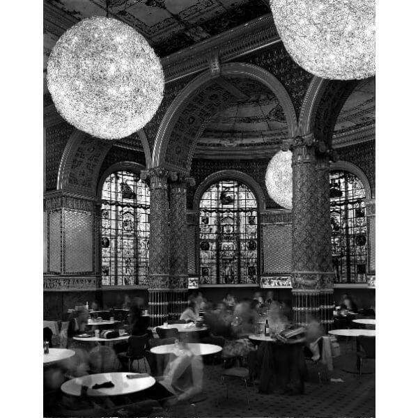 Gamble Room Victoria & Albert Museum London