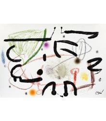 Maravillas con variaciones acrósticas en el jardin de Joan Miró, Mod. 15